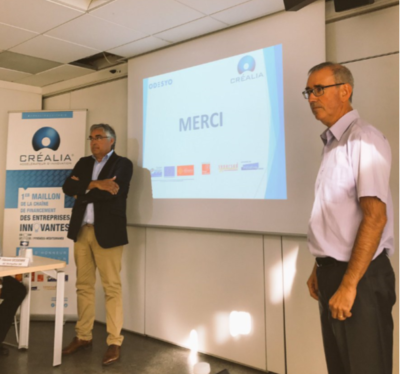 L'innovation Smijet soutenue par CREALIA
