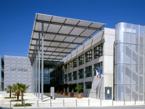 Odesyo' headquarters in Cap Omega Building, in Montpellier - France