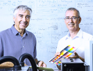 Designers of automated color control systems for traditionnal and digital presses