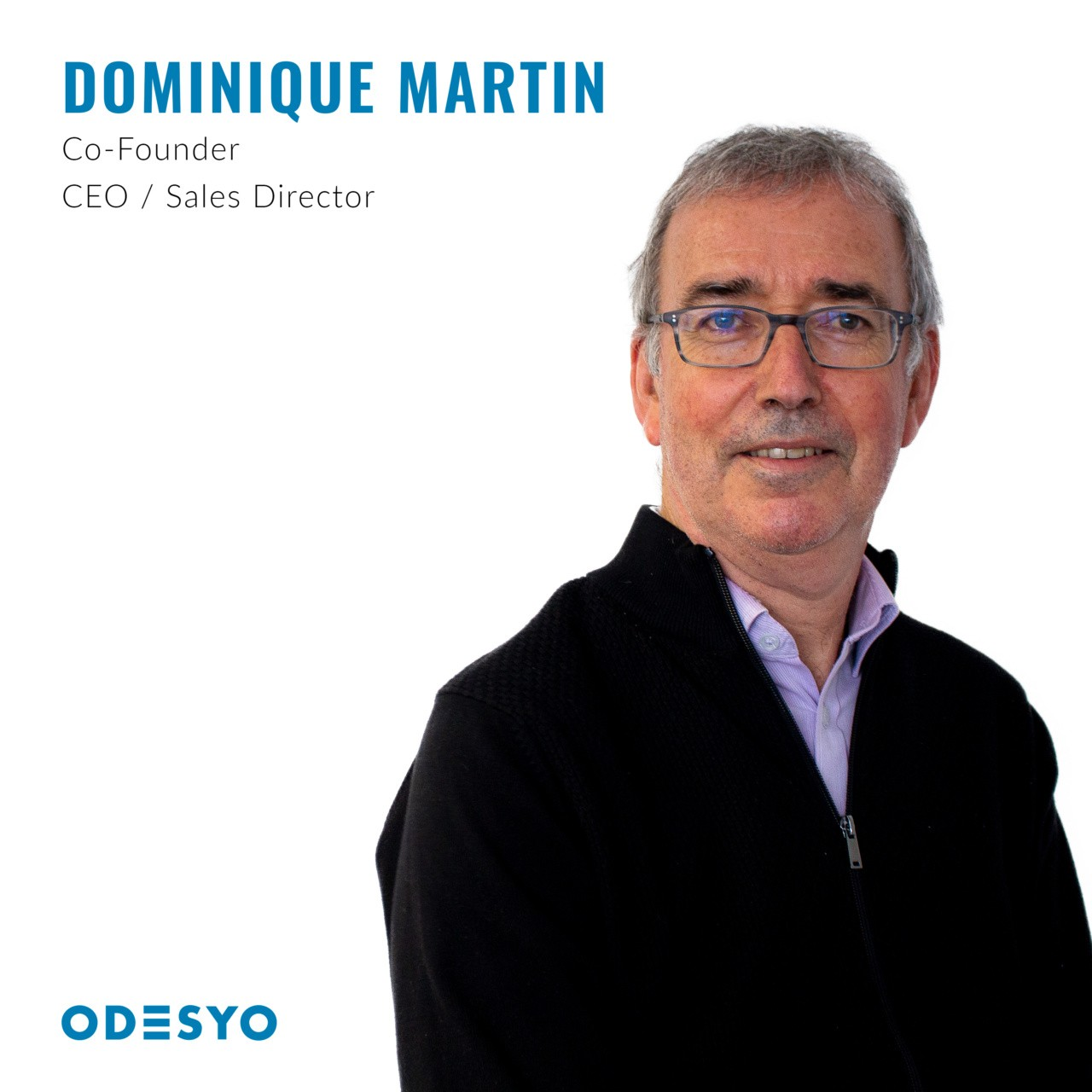 Dominique Martin CEO